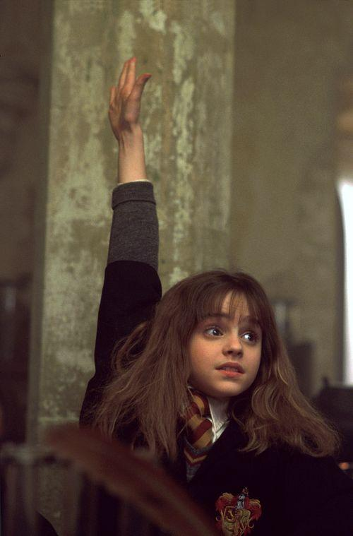 If It Were All About Hermione… – Odds & Thens