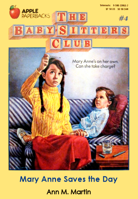 Mary Anne and Too Many Boys (Baby-Sitters Club, 34)