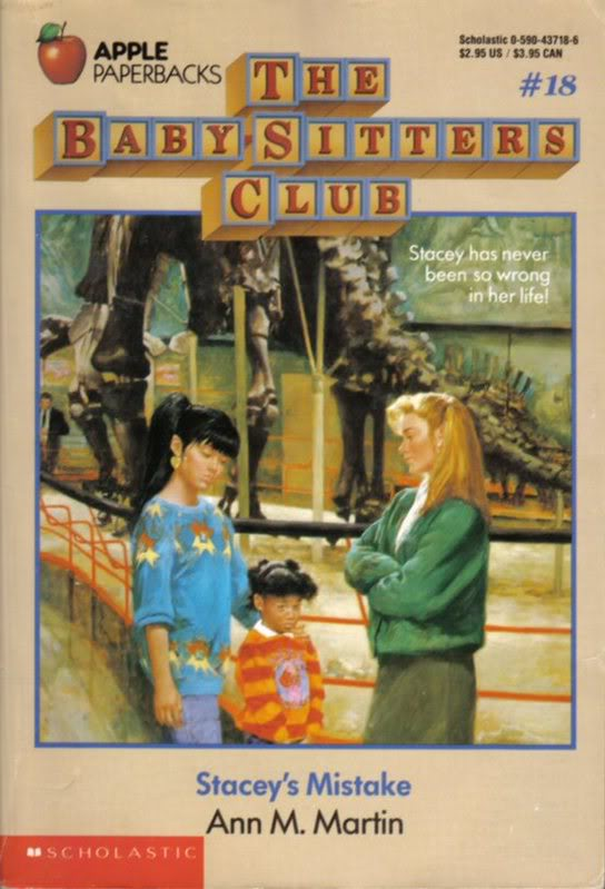 the babysitters club the truth about stacey pdf