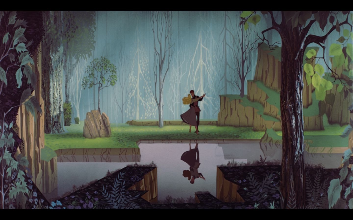 The awesome 13 disney songs odds thens - The hideout in the woods an artists dream ...